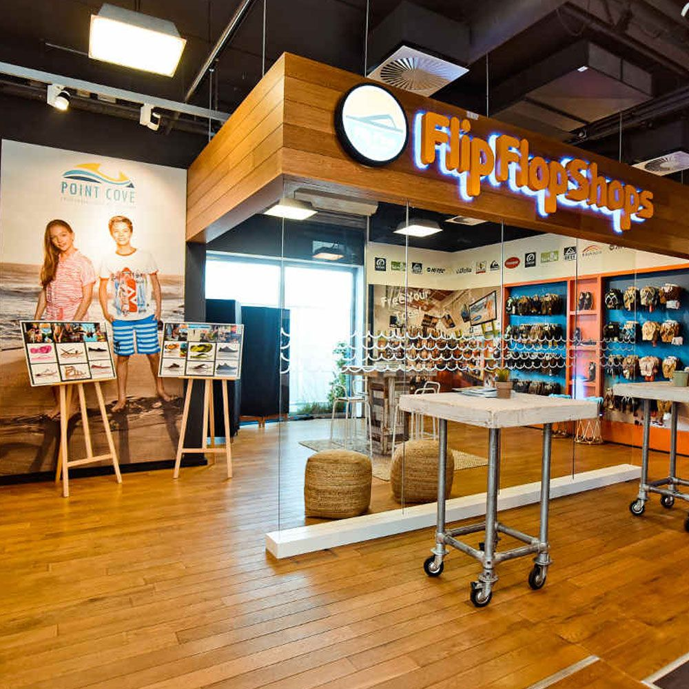 Cherokee Retail Design